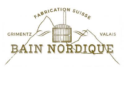 Bain Nordique Spa Jacuzzi Bois